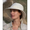 Tilley TH9 Hemp womens' travel hat natural