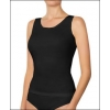 Tilley Women's Coolmax Extreme Travel Tank Top Black