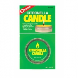 Coghlans Citronella Camping Candle 16-18 hours