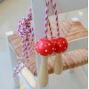 Gisela Graham Wooden Toadstool Skipping Rope