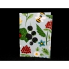 Gisela Graham Kitchen Garden PVC Travel Pass Rail Card Holder wallet