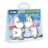 Moomin Pocket Reusable Hand Warmers - 2 pack