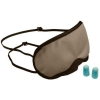 Sleep mask and free earplugs set by Go Travel