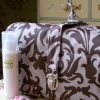Reisenthel wrap cosmetic washbag L baroque