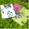 Gisela Graham Botanical oilcloth passport cover