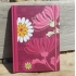 Chrysanthemum blank travel journal
