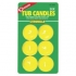 Coghlans Citronella Tub Candles/Tea Lights x 6