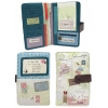 Bon Voyage luxury travel document wallet