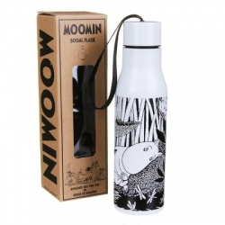 Moomin Midnight Dreaming thermos flask by Disaster Designs