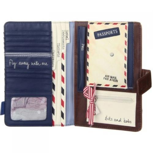 Disaster Designs Travel Wallet Uk