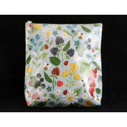 Gisela Graham Kitchen Garden PVC Tall Wash Bag