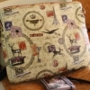 Keepsake romantic travel laptop bag/sleeve by Wild and Wolf