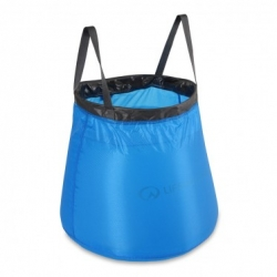 Lifeventure Collapsible Waterproof Fabric Bucket 15l