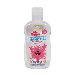 Mr Messy antibacterial hand sanitiser gel 100ml