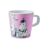 Moomin Melamine Picnic Cup - Snorkmaiden Pink