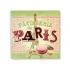Natives (Comptoir de Famille) French 1950s vintage kitchen retro Patisserie de Paris paper napkins/serviettes