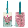 Metropolitan New York luggage tag