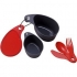 Primus traveller's field cup set in red