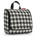 Reisenthel hanging travel toilet bag fifties check WH7028