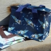 Recycled mini coolbag/ kids' lunchbag/picnic bag