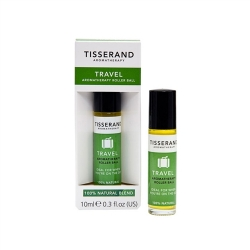 Tisserand Travel Ease essential oils rollerball 10ml