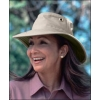 Tilley T4 Womens' Khaki Travel Hat