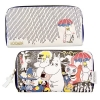 Moomin Comic Travel Wallet/Purse by Disaster Designs