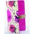 Indian Rose Summer Travel Document Wallet